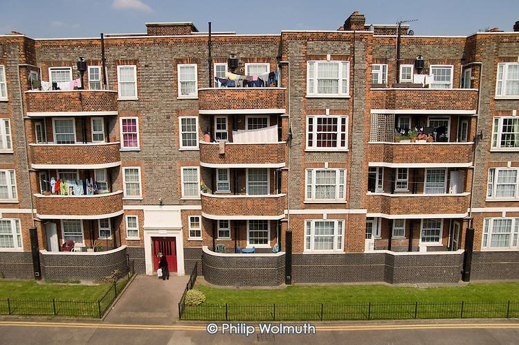 Camden Council's Torriano Estate, Kentish Town