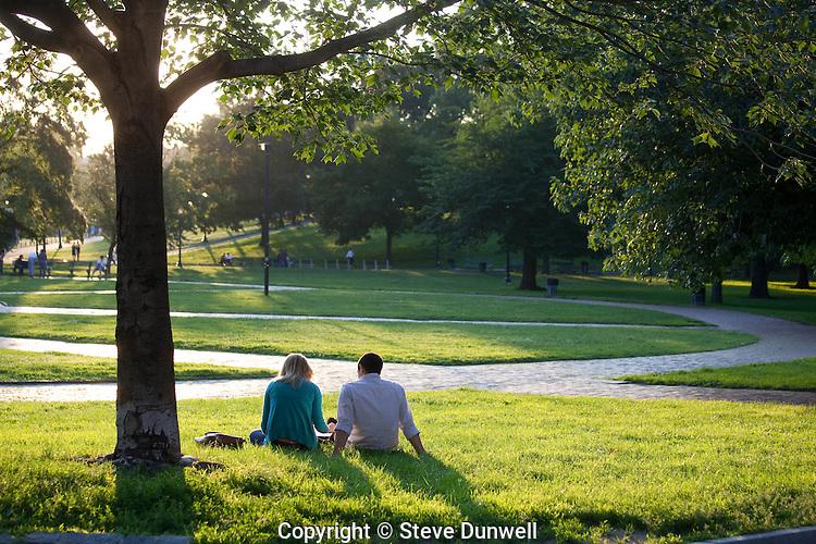 Boston Common, Boston, MA,