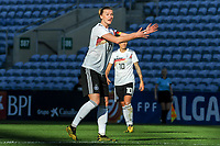 20200304 Faro , Portugal : German midfielder Alexandra Popp (11) pictured during the female football game between the national teams of Germany and Sweden on the first matchday of the Algarve Cup 2020 , a prestigious friendly womensoccer tournament in Portugal , on wednesday 4 th March 2020 in Faro , Portugal . PHOTO SPORTPIX.BE | STIJN AUDOOREN