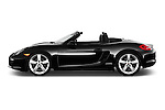 Car Driver side profile view of a2015 Porsche Boxster 2 Door Convertible Side View