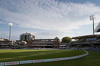 A general view towards the pavilion at Lords during London Spirit Men vs Trent Rockets Men, The Hundred Cricket at Lord's Cricket Ground on 29th July 2021