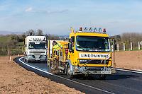 Kestral Thermoplastics - Road Marking