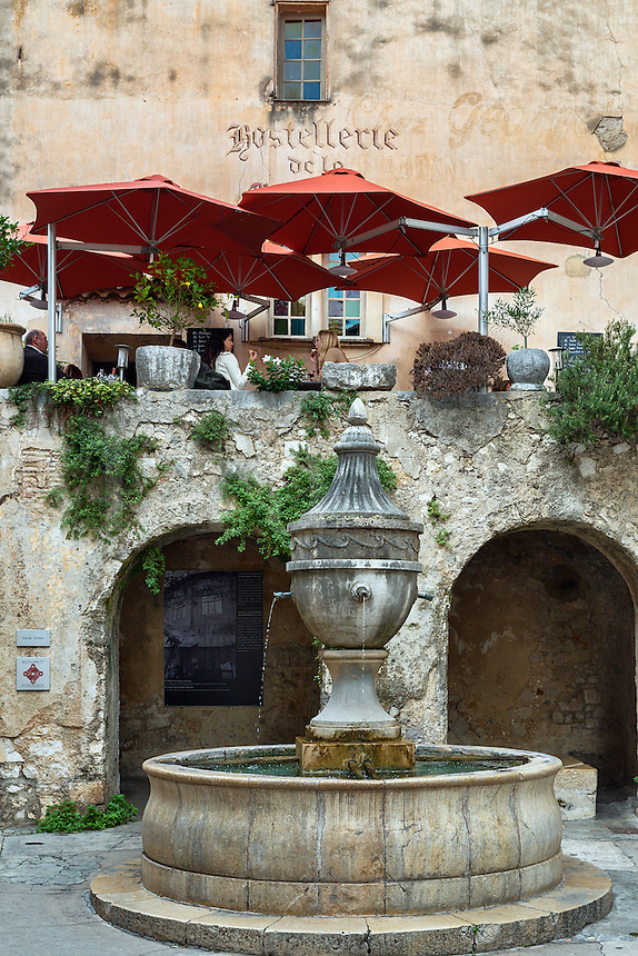Great Fontaine, Saint Paul de Vence, Provence, France