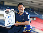 Michael Mols at Hampden today to preview Rangers v Dundee in the Scottish Cup with a bet from William Hill for the Rangers Charity foundation