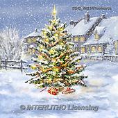 Marcello, CHRISTMAS SYMBOLS, WEIHNACHTEN SYMBOLE, NAVIDAD SÍMBOLOS, paintings+++++,ITMCXM1367NOSANTA,#XX# ,Christmas tree,
