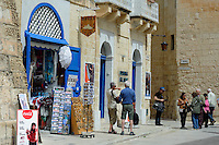 Souvenirgeschäft in Mdina, Malta, Europa