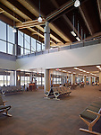 Roberts Field, Redmond Municipal Airport | Architect: HNTB