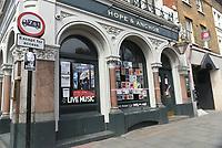 London COVID-19 08-04-20