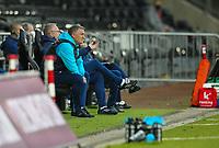 31st October 2020; Liberty Stadium, Swansea, Glamorgan, Wales; English Football League Championship Football, Swansea City versus Blackburn Rovers; Tony Mowbray manager of Blackburn Rovers
