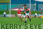Niall Donohue, East Kerry during the Kerry County Senior Football Championship Final match between East Kerry and Mid Kerry at Austin Stack Park in Tralee on Saturday night.