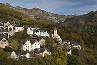 Europe, France, Aquitaine, Pyrénées-Atlantiques, Béarn, Vallée d'Aspe, Aydius // Europe, France, Aquitaine, Pyrenees Atlantiques, Bearn, Aspe valley,  Aydius