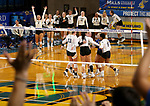 University of North Dakota at South Dakota State Women's Volleyball