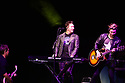 HOLLYWOOD, FL - JANUARY 29: Brad Fernquist, Jim McGorman and Johnny Rzeznik, of Goo Goo Dolls perform on stage at Hard Rock Event Center at the Seminole Hard Rock Hotel & Casino on January 29, 2020 in Hollywood, Florida.  ( Photo by Johnny Louis / jlnphotography.com )