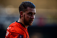 9th January 2021; Kenilworth Road, Luton, Bedfordshire, England; English FA Cup Football, Luton Town versus Reading; Goalscorer George Moncur who was the goal scorer for Luton Town.