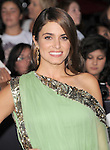 Nikki Reed  attends The Los Angeles premiere of Summit Entertainment's THE TWILIGHT SAGA: BREAKING DAWN PART 1 HELD AT Nokia Theatre at L.A. Live in Los Angeles, California on November 14,2011                                                                               © 2010 DVS / Hollywood Press Agency