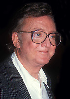 Steve Allen 1993 Photo By John Barrett/PHOTOlink