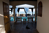 Scene around Grand Turk, Turks & Caicos Islands, Caribbean.