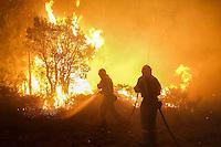 2013-08-28-SPAIN-FOREST FIRE-RIBEIRA-RIVEIRA