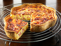 Whole Quiche Lorraine