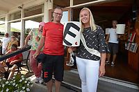 SKÛTSJESILEN: EARNEWÂLD: 07-08-2018, SKS Skûtsjesilen, ©foto Martin de Jong