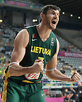 20140907. 2014 FIBA Basketball World Cup. Round of 16. Day 2.