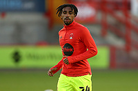 Jayden Sweeney of Leyton Orient during Crawley Town vs Leyton Orient, Papa John's Trophy Football at The People's Pension Stadium on 5th October 2021
