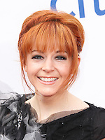 LAS VEGAS, NV, USA - MAY 18: Lindsey Stirling at the Billboard Music Awards 2014 held at the MGM Grand Garden Arena on May 18, 2014 in Las Vegas, Nevada, United States. (Photo by Xavier Collin/Celebrity Monitor)