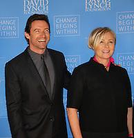 12-03-13 Hugh Jackman, Deborra-Lee Furness honored, David Lynch - Change Begins Within  - NYC