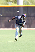 Carlos Moncrief - Cleveland Indians - 2010 Instructional League.Photo by:  Bill Mitchell/Four Seam Images..