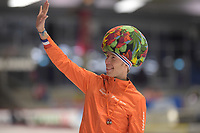 SPEEDSKATING: INZELL: Max Aicher Arena, 09-02-2019, ISU World Single Distances Speed Skating Championships, 10.000m Men, Jorrit Bergsma (NED), ©photo Martin de Jong
