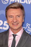 LONDON, UK. October 15, 2019: Christopher Dean at the National Lottery Awards 2019, London.<br /> Picture: Steve Vas/Featureflash