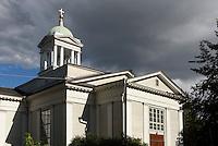 Alte Kirche Vanha kirkko am Pestpark, Helsinki, Finnland