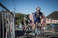 eventual race winner Jerome Baugnies (BEL/Wanty - GroupeGobert)<br /> <br /> Vlaamse Druivenkoers 2016