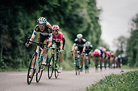 Romain Bardet (FRA/AG2R-La Mondiale)<br /> <br /> Stage 5: Grenoble > Valmorel (130km)<br /> 70th Critérium du Dauphiné 2018 (2.UWT)