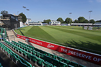 General view of the ground ahead of Essex CCC vs Warwickshire CCC, Specsavers County Championship Division 1 Cricket at The Cloudfm County Ground on 16th July 2019