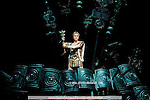 BALLET DU THEATRE BOLCHOI..SPARTACUS PROGRAMME 3..Auteur : GIOVANOLI Raffaello..Choregraphie : GRIGOROVITCH Iouri..Orchestre : Orchestre Colonne..Decor : VIRSALADZE Simon..Costumes : VIRSALADZE Simon..Avec :..NEPOROZHNI Vladimir..Lieu : Opera Garnier..Ville : Paris..Le : 18 01 2008....© Laurent Paillier Agence Enguerand....