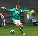17.10.2020, Schwarzwald Stadion, Freiburg, GER, 1.FBL, SC Freiburg vs SV Werder Bremen<br /><br />im Bild / picture shows<br />Maximilian Eggestein (Bremen)<br /><br />Foto © nordphoto / Bratic<br /><br />DFL REGULATIONS PROHIBIT ANY USE OF PHOTOGRAPHS AS IMAGE SEQUENCES AND/OR QUASI-VIDEO.