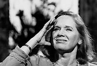 Scandinavian screen star Liv Ullmann<br />  makes directorial debut with Sofie.<br /> <br /> Photo : Boris Spremo - Toronto Star archives - AQP