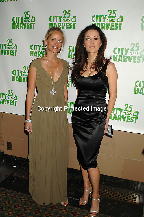 Heather Mnuchin and Elicia Ho..at The City Harvest's 25 Anniversarty Practical Magic Ball on April 18, 2007 at Cipriani42nd Street. ..Robin Platzer, Twin Images