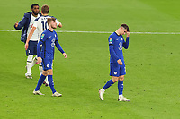 29th September 2020; Tottenham Hotspur Stadium, London, England; English Football League Cup, Carabao Cup, Tottenham Hotspur versus Chelsea; A dejected Mason Mount of Chelsea as Chelsea lose the penalty shoot out 5-4