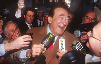 Robert Maxwell 1992<br /> Photo by Adam Scull/PHOTOlink