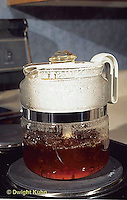 BH22-015x  Bubbles - boiling coffee