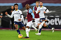Angelo Ogbonna of West Ham United during West Ham United vs Aston Villa, Premier League Football at The London Stadium on 30th November 2020