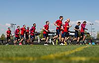 USMNT Training, May 30, 2017