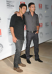 Michael Rady & Colin Egglesfield at The Paley Fest : Fall TV Preview Party presented by TV Guide of The CW - The Vampire Diaries & Melrose Place held at The Paley Center in Beverly Hills, California on September 14,2009                                                                   Copyright 2009 DVS / RockinExposures