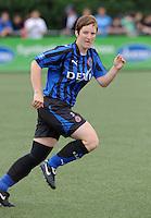 Dames Club Brugge : Leen Jonckheere.foto VDB / BART VANDENBROUCKE