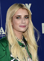 Emma Roberts @ the FOX summer TCA all star party held @ the Soho house.<br /> August 8, 2016