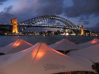 Opera Bar & Sydney Harbour Bridge