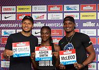 Muller Anniversary Games - Media Day - 19.07.2019