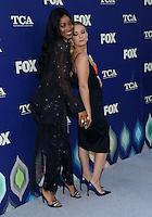 Keke Palmer + Billie Lourd @ the FOX summer TCA all star party held @ the Soho house.<br /> August 8, 2016